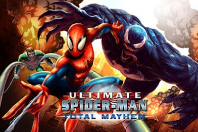 Spider-Man Total Mayhem Android Hvga (480x320) Apk + Sd Files Data Full Download