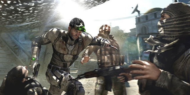 Splinter Cell Blacklist para pc, xbox 360 y ps3