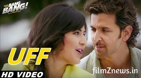 UFF Official Video from Bang Bang | (2014) - Hrithik Roshan & Katrina Kaif | HD