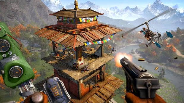 far cry 4 outpost