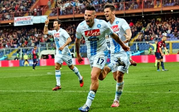 Pronostico Genoa - Napoli
