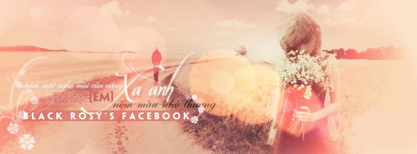 Ảnh bìa Facebook tình yêu đằm thắm, bất tận