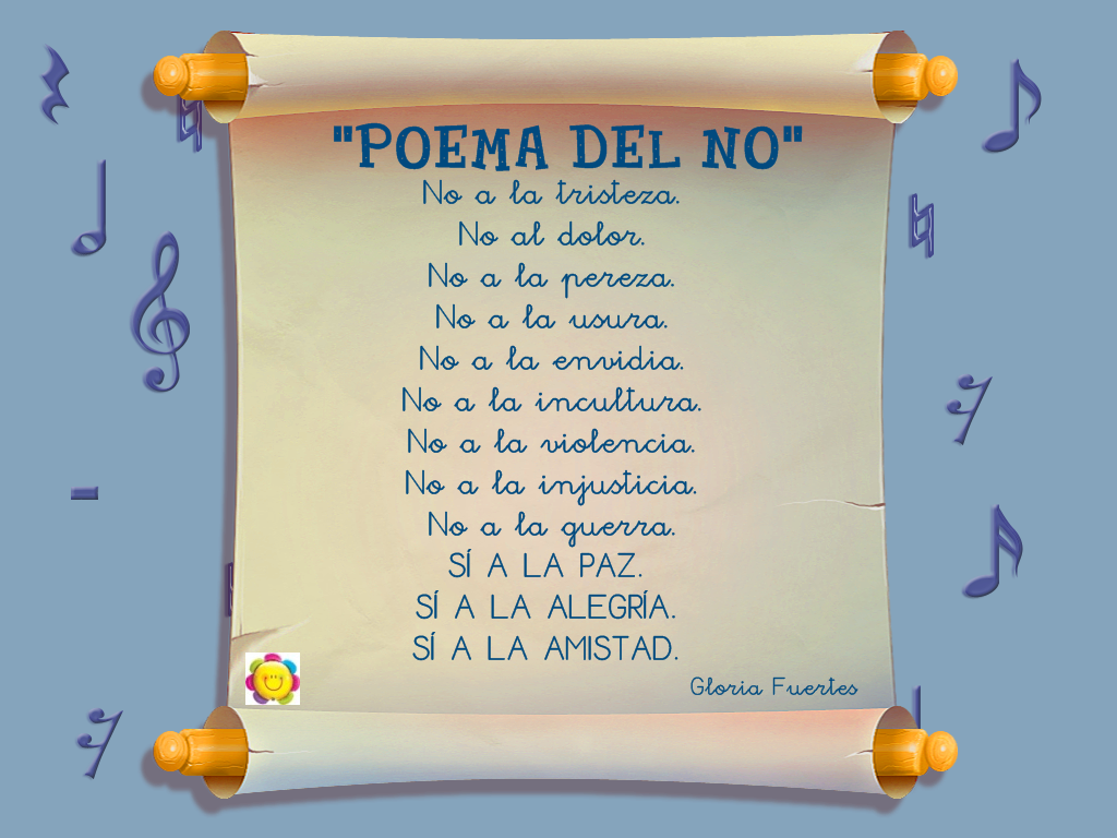 "Relitrocadero: ""Poema del NO"""