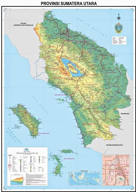 Daftar Lengkap Wisata Di Sumatera Utara
