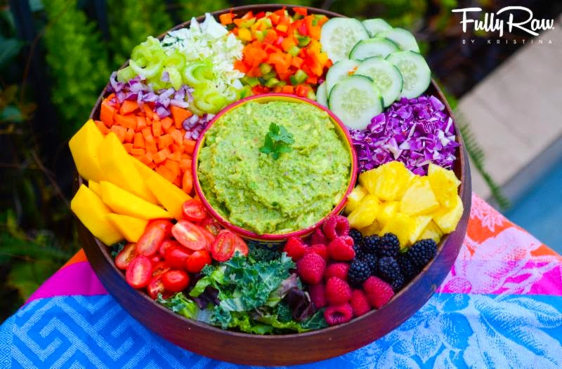 Салат радуга приготовление фото