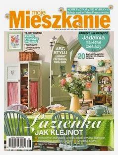Kokon Home w prasie