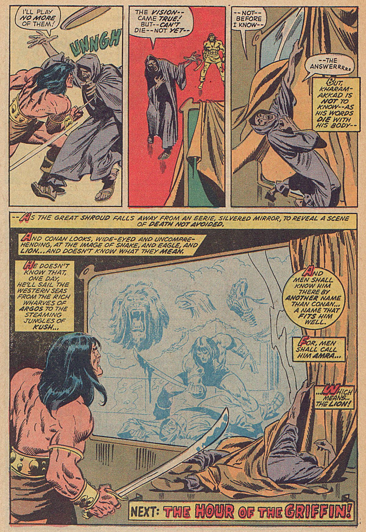 Conan the Barbarian (1970) Issue #25 #37 - English 21
