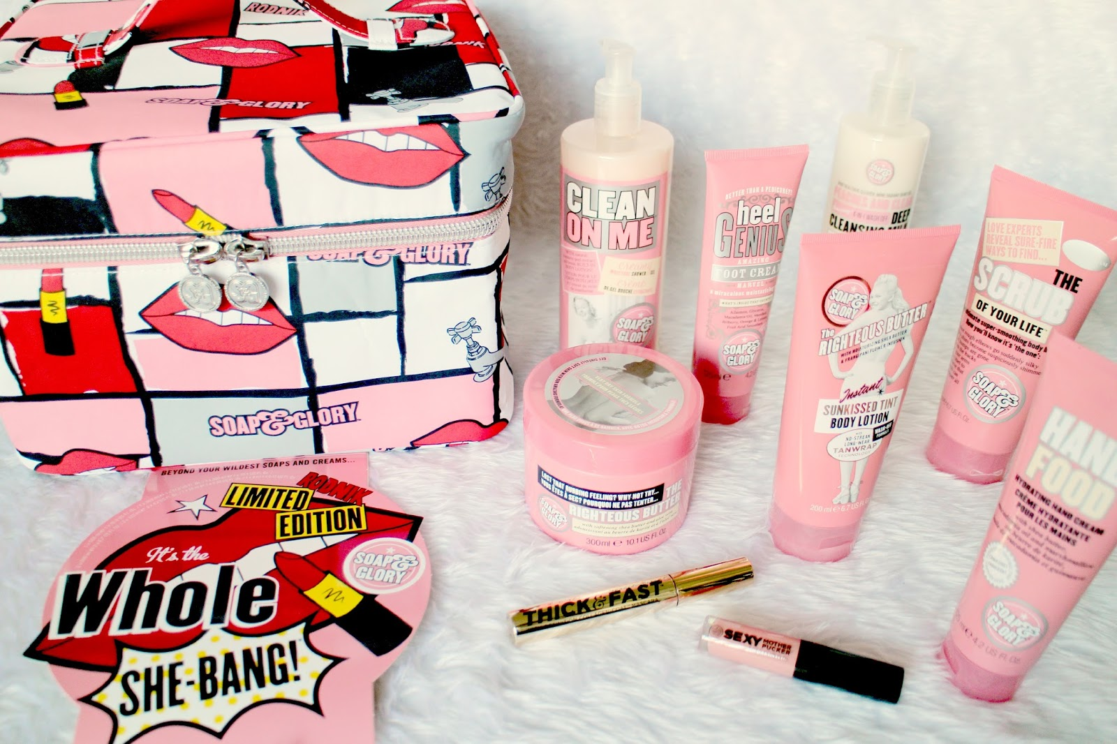 Soap & Glory Boots Star Gift 2015 Christmas
