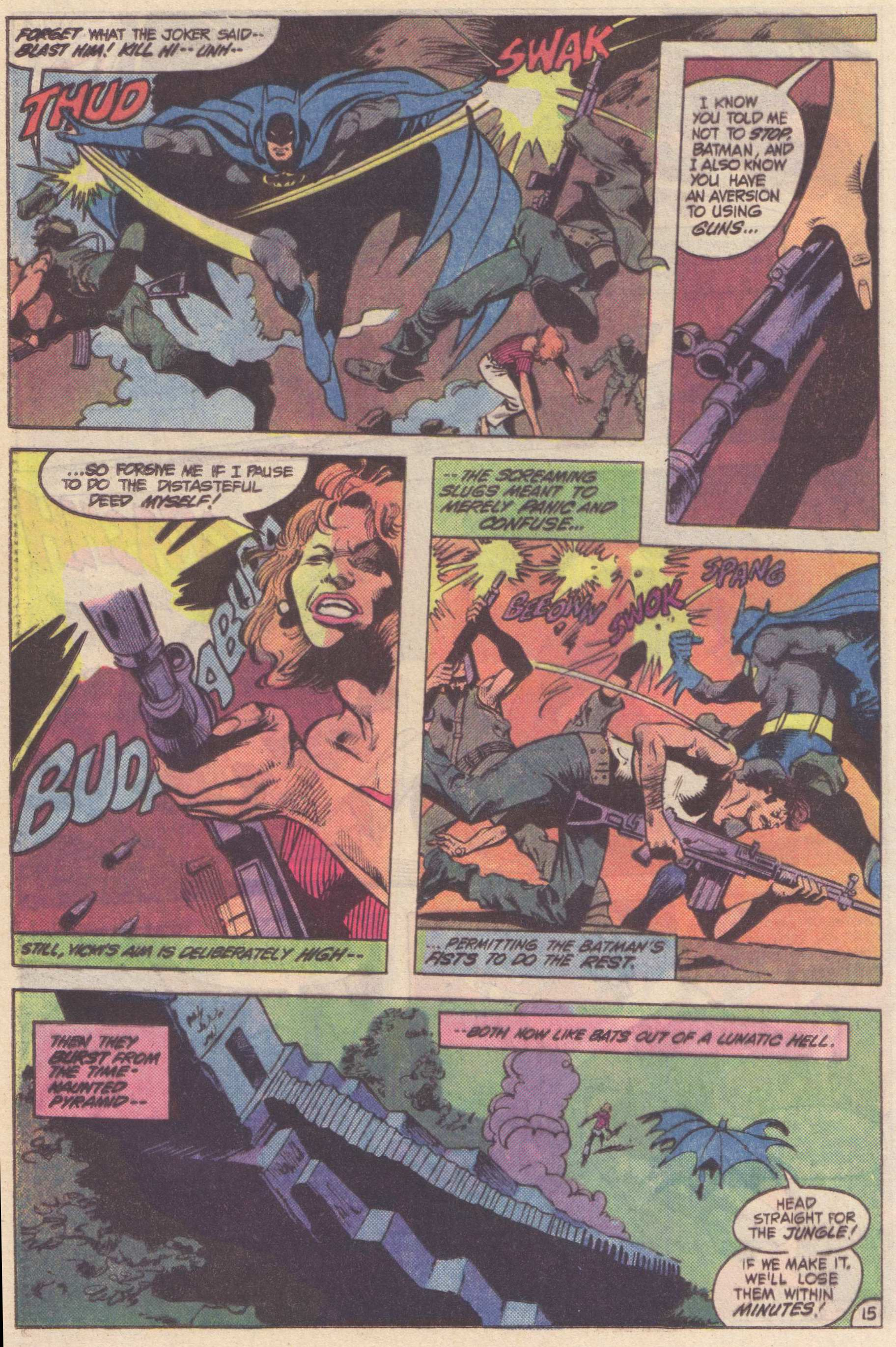Detective Comics (1937) Issue #532 Page 16