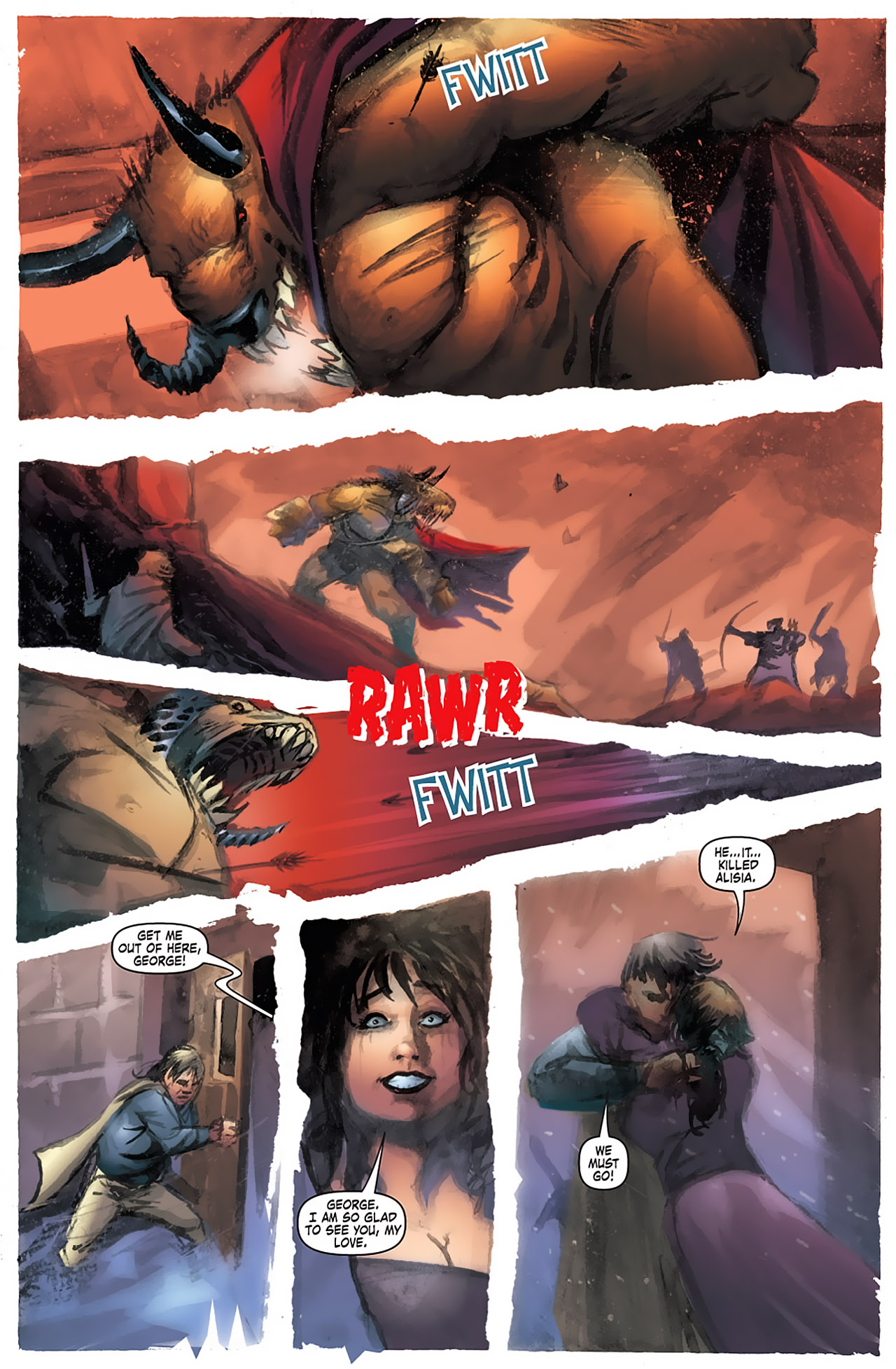 Grimm Fairy Tales (2005) Issue #13 #16 - English 17