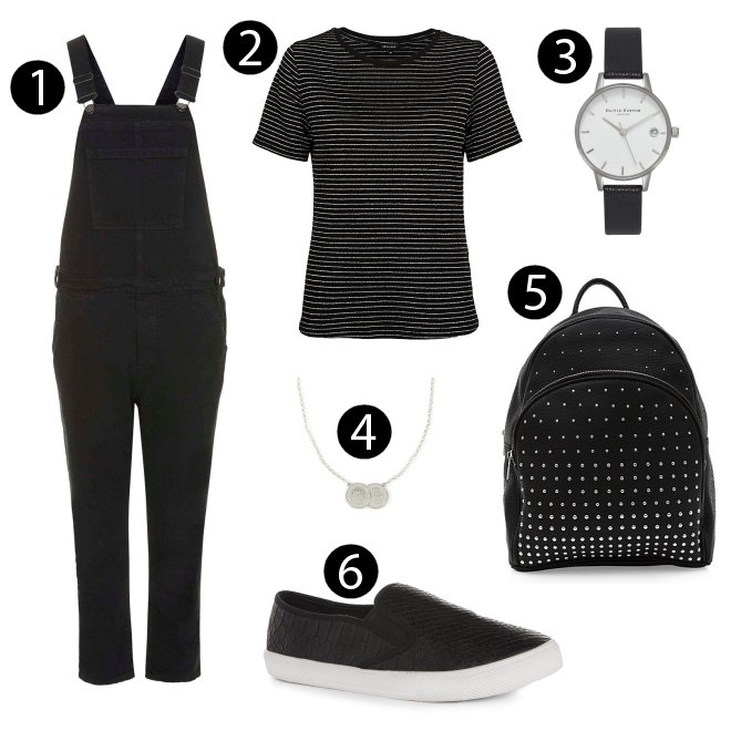 All Black Chic Outfit for Bloggers Fashion Week
