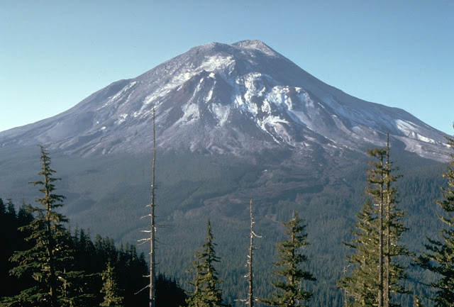 Mount St. Helens May 17 1980