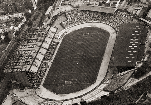 Image result for stamford bridge in the sixties