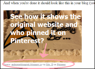 Pinterest pin sharing tutorial