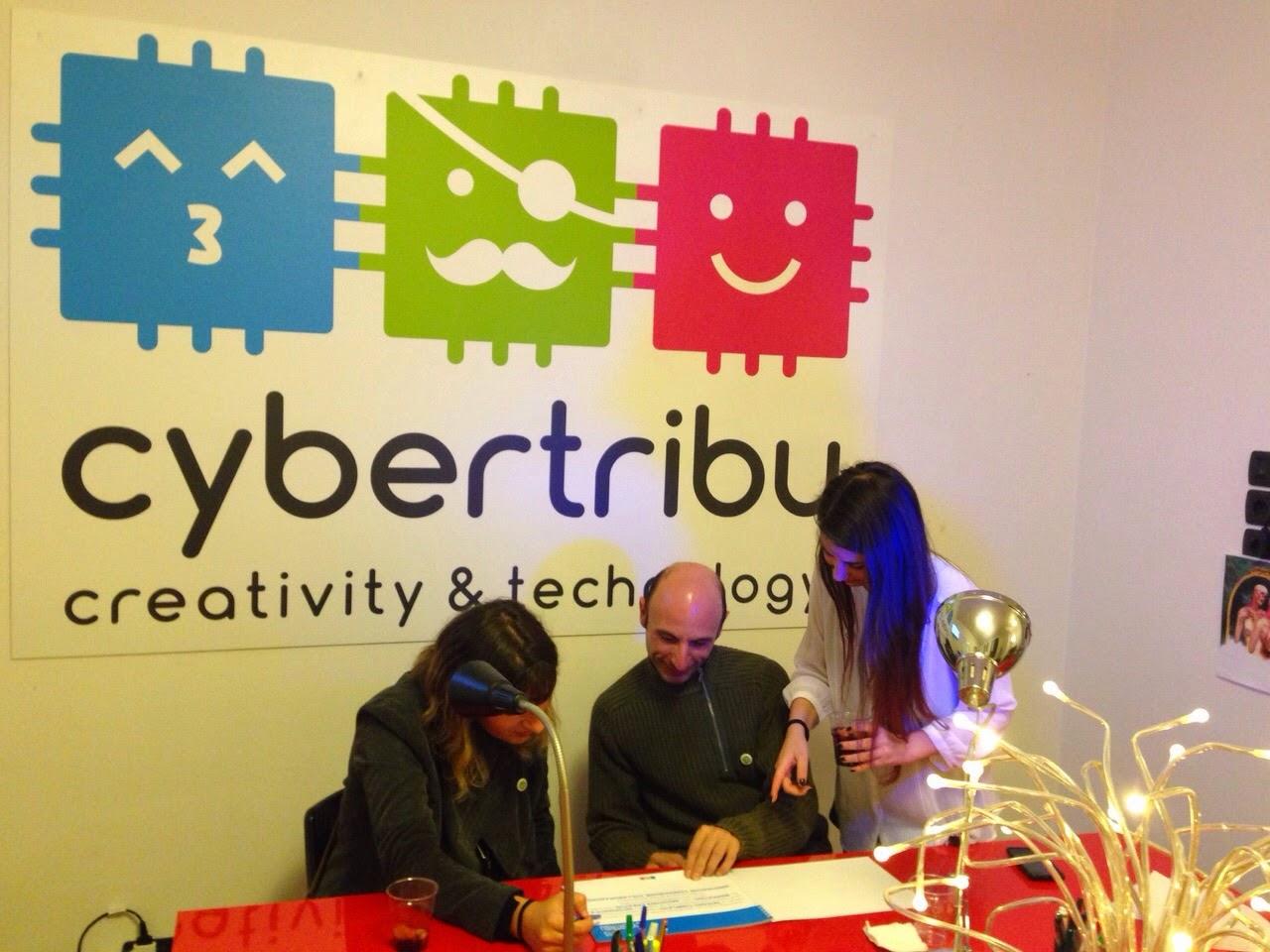 CyberTribu, Evento TU, startup, Social Media, Social Media Marketing, Social Network, App,