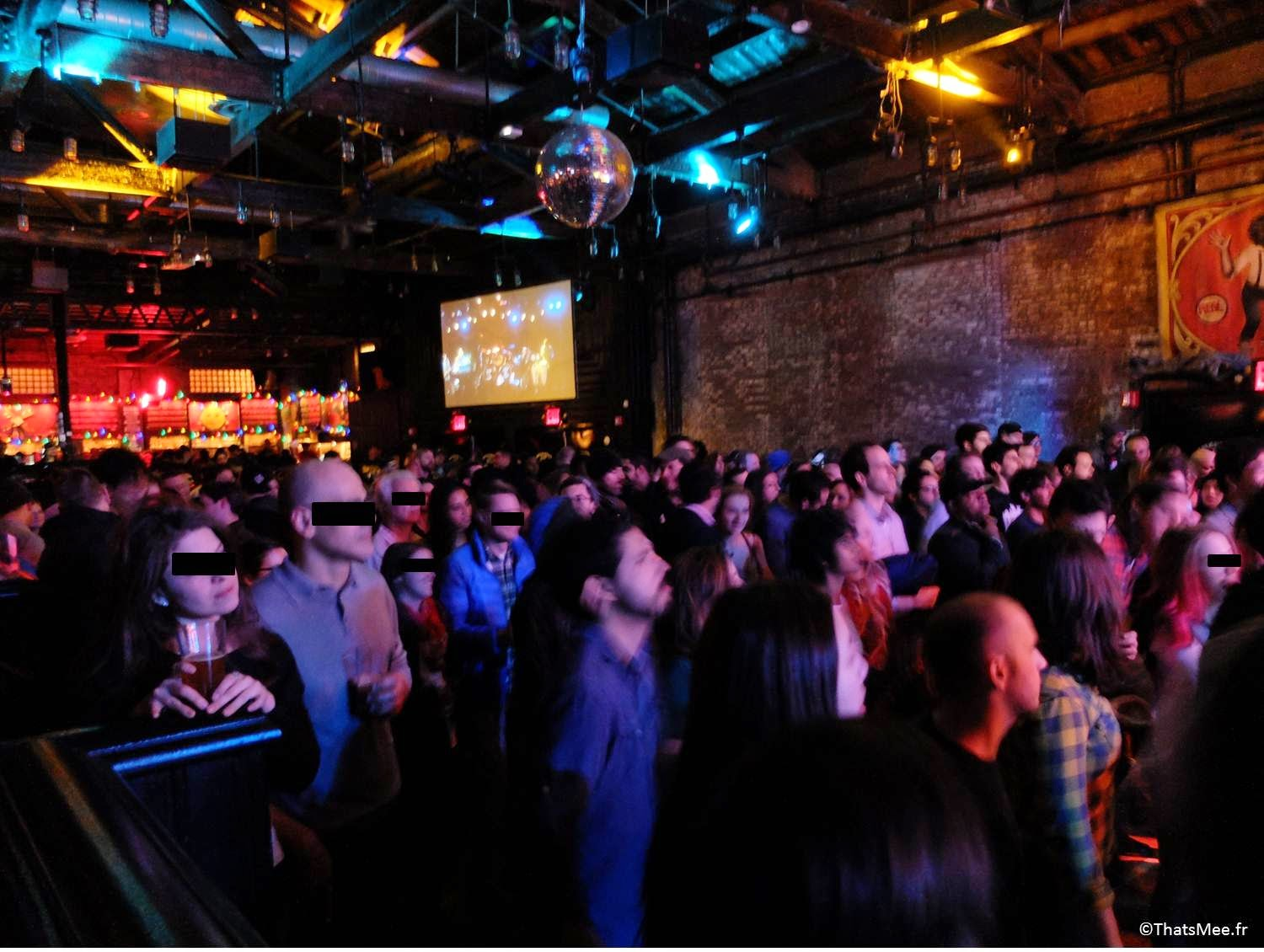 Brooklyn Bowl New-York Williamsburg bowling entertainment concerts resto