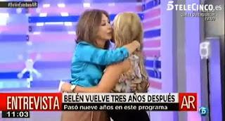 Belén Esteban regresa a El Programa de Ana Rosa
