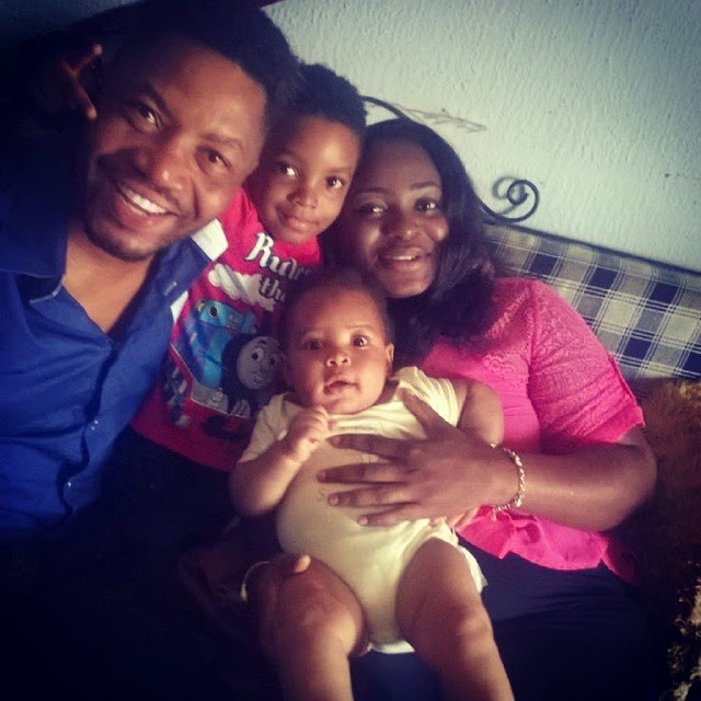ernest obi wife children