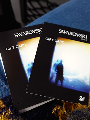 Swarovski Crystal Store Vienna Gift Card