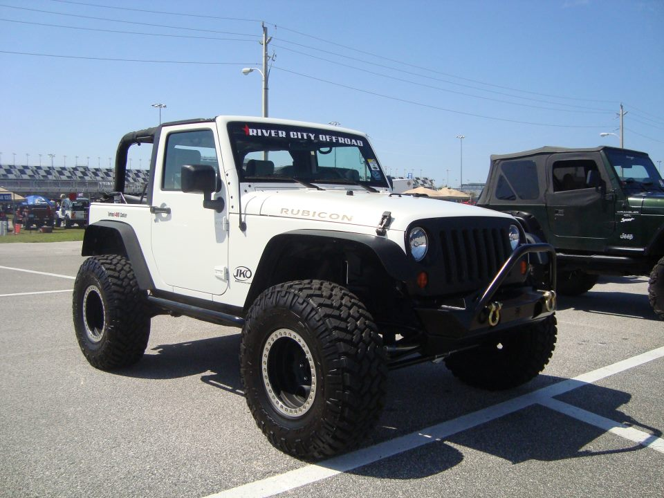 My Jeep Wrangler JK October 2012