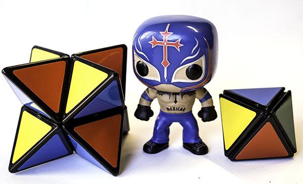 2 pyramorphix = Pyradiamond + Pyrastar