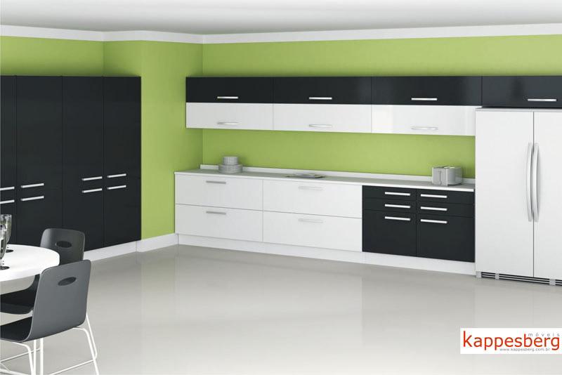 Cocinas linea kappesberg prefabricadas muebles bon 39 gebrael Cocinas prefabricadas