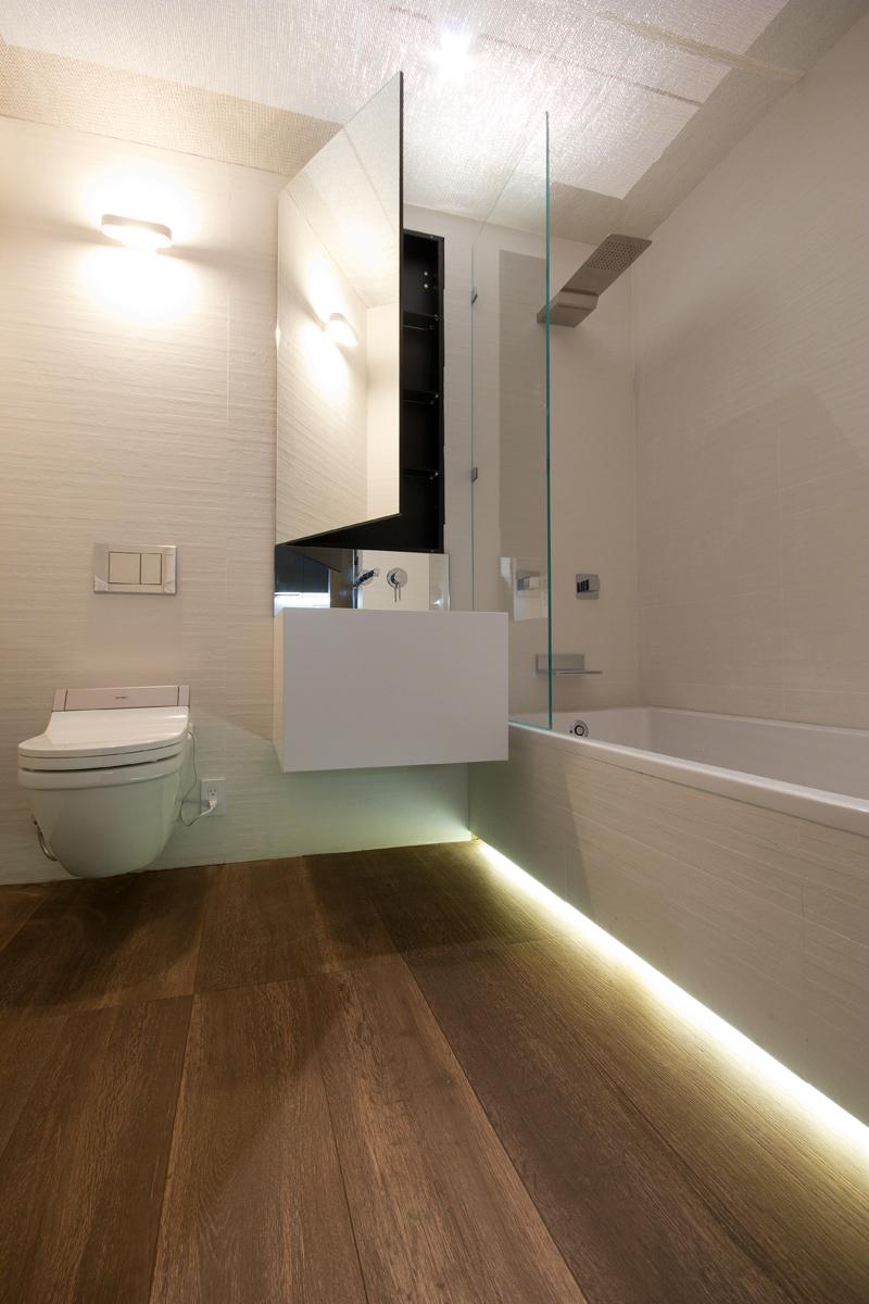 Minimal minimal usa 39 s glam bathroom featured at the for Usa bathroom designs