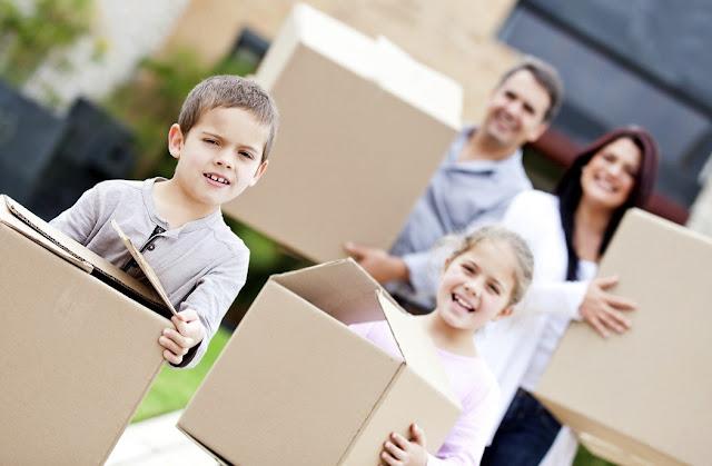 Réussir son déménagement international famille expatriée