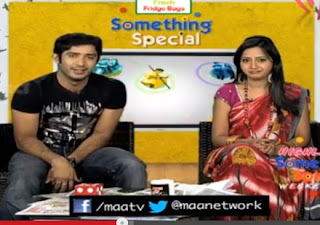 Something Special Highlights -17th March – Ravi,Laasya
