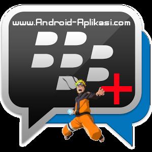 BBM Mod Naruto Shippuden V2.7.0.23 Apk Terbaru