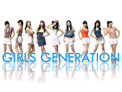 SNSD Girl Generation wallpaper