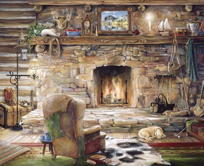 Искусство для дома