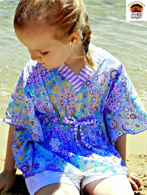 Pattern Emporium: Introducing... The Kids Kaftan Pattern