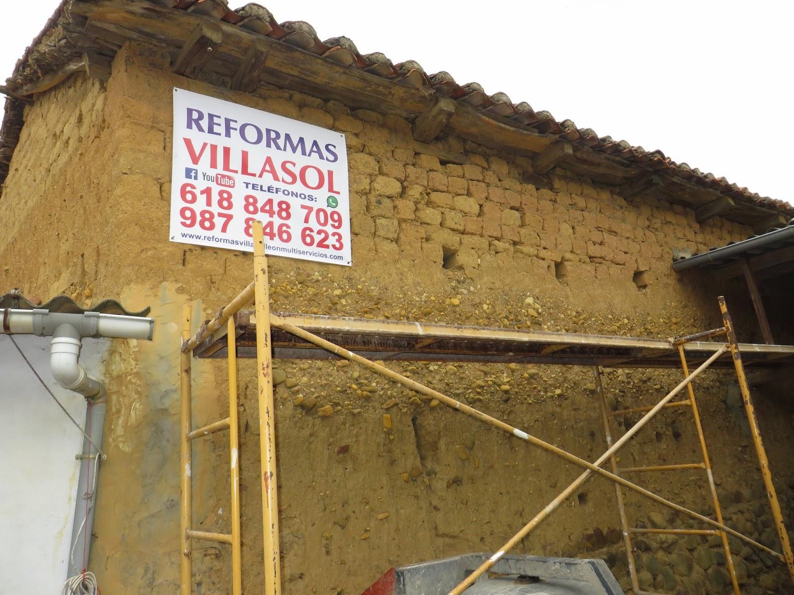 Reformasvillasolle nmultiservicios fachadas - Precio reforma casa ...
