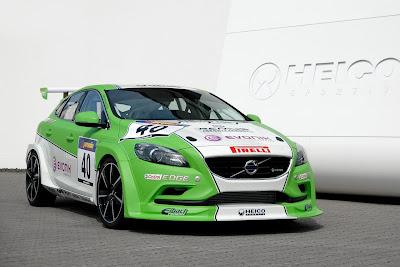 Heico Sportiv unveils tuned Volvo V40