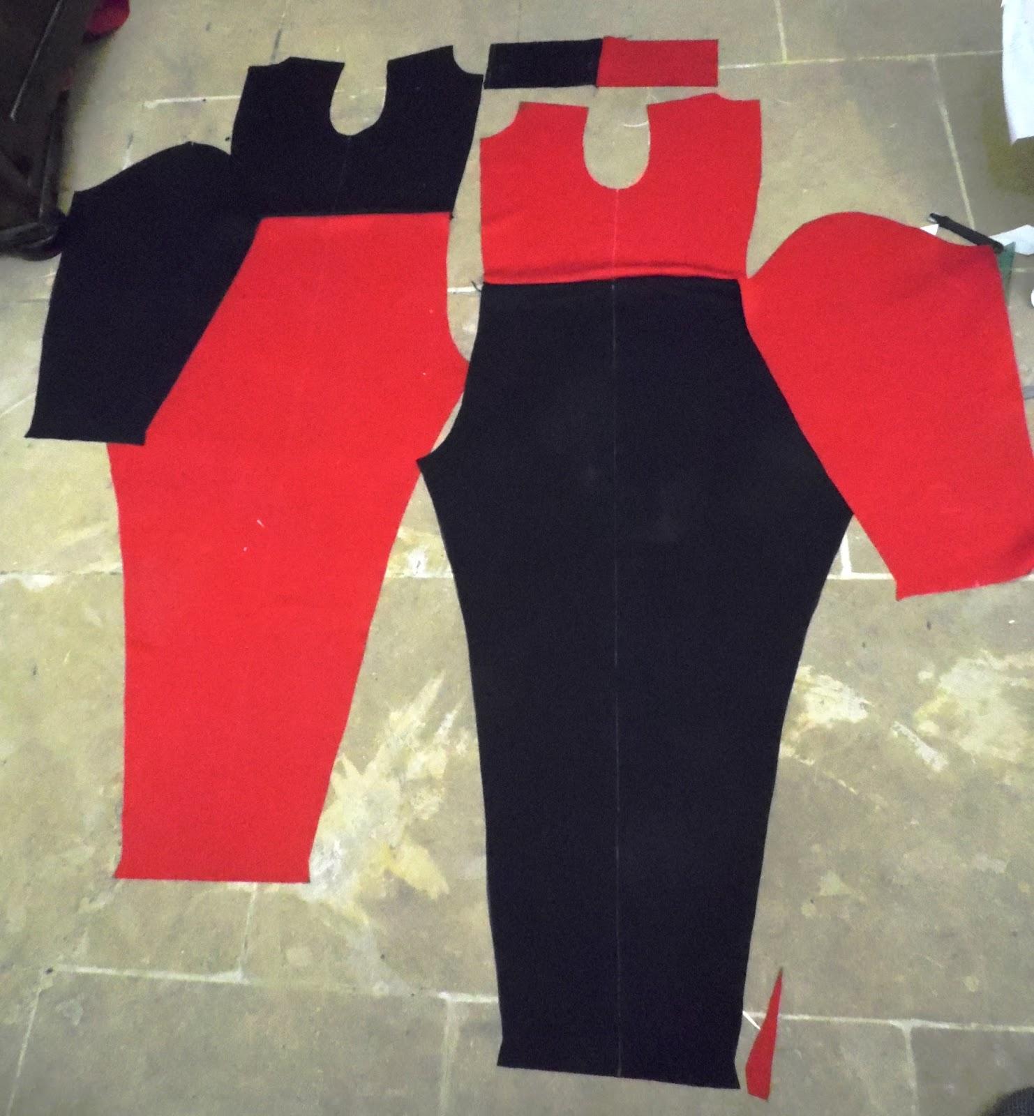 Harley Quinn Pattern Best Design