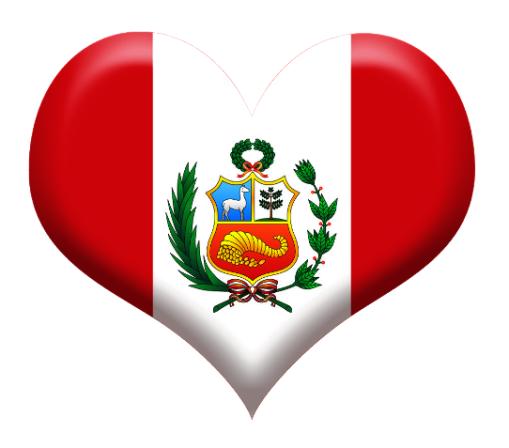 Imagenes De La Bandera Del Peru