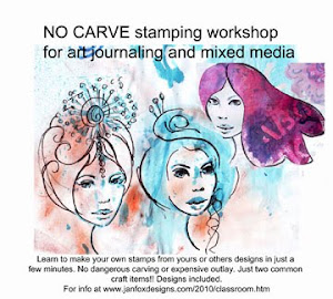 NO CARVE stamping DIY workshop