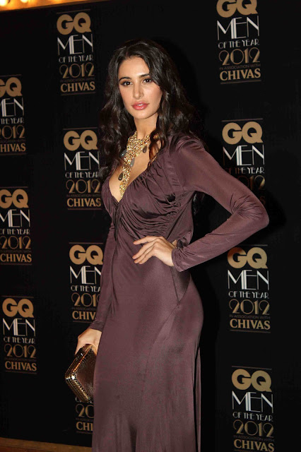 Nargis Fakhri at GQ Men Of The Year 2012 Awards