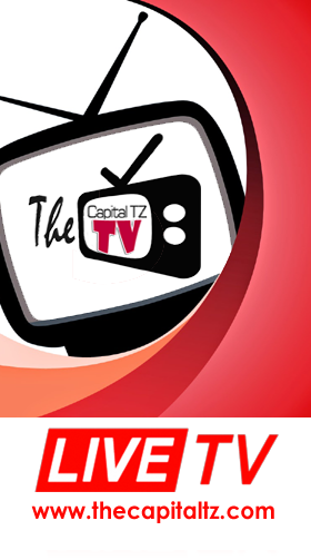 THE CAPITAL TZ TV  LIVE !