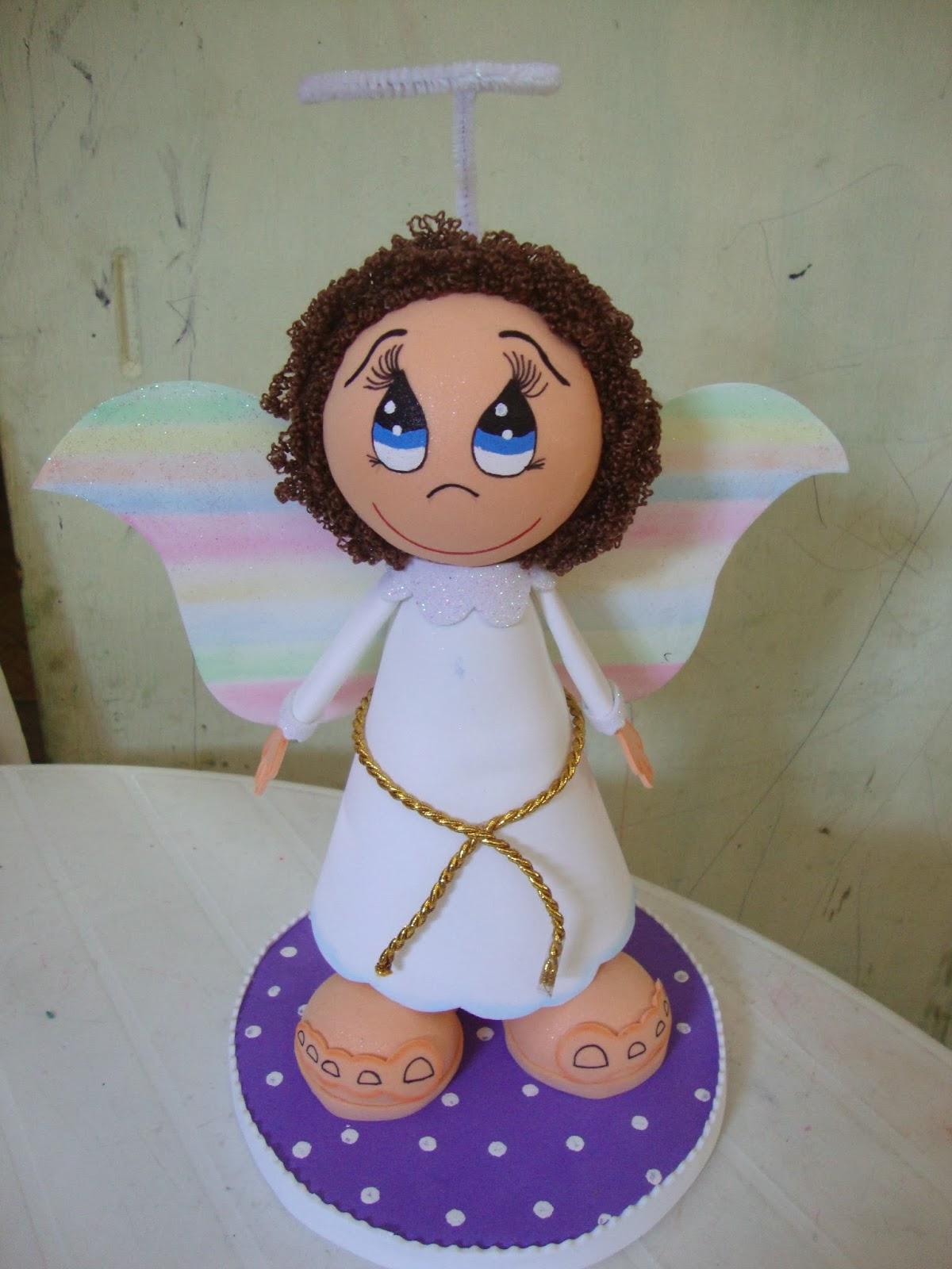 Angel en foami - Imagui