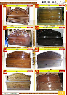 Tempat Tidur Furniture Klender ( Halaman 22 )