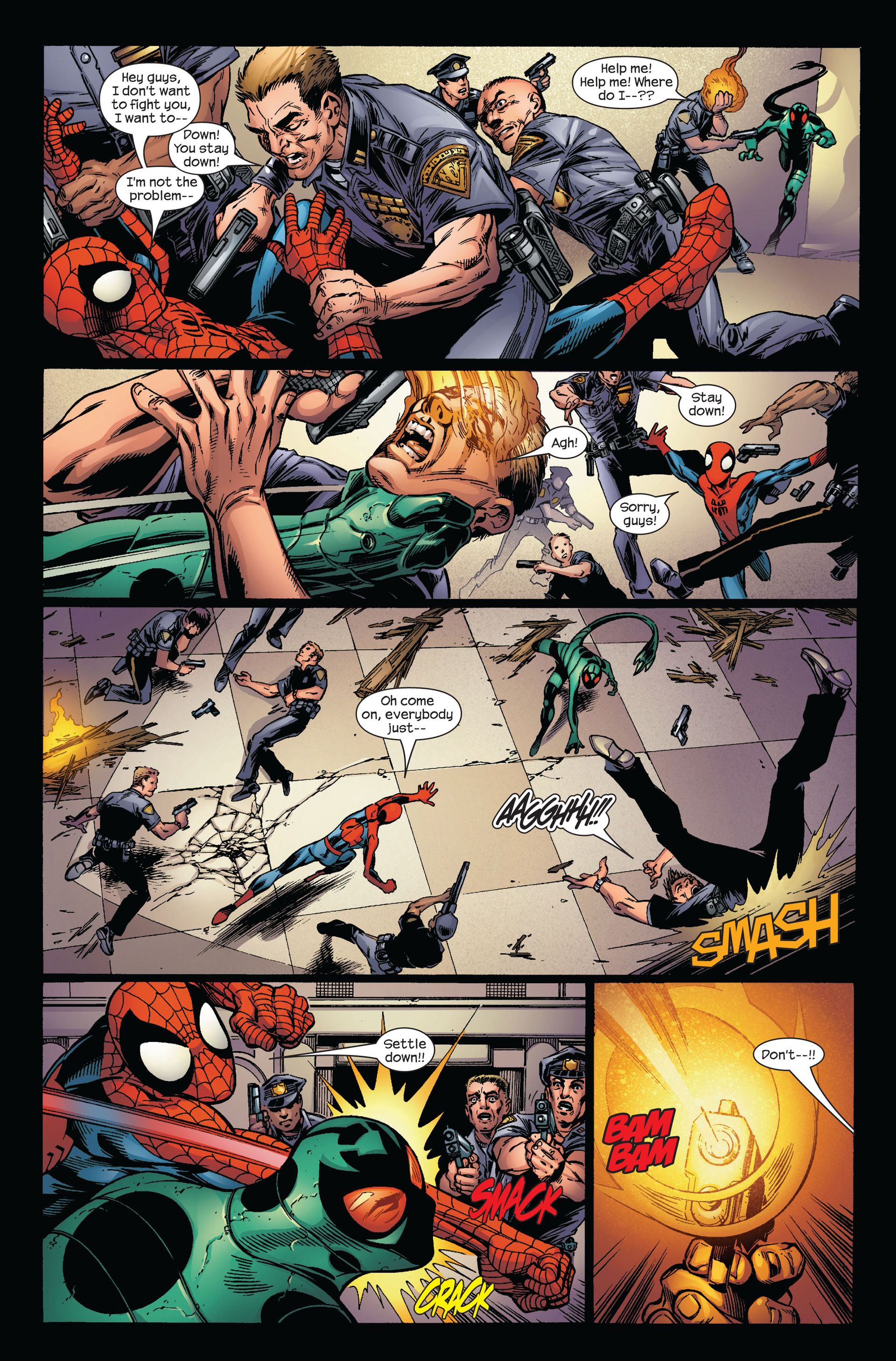 Ultimate Spider-Man (2000) Issue #97 #101 - English 17