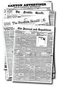 Newspaper Archive Summit Announced