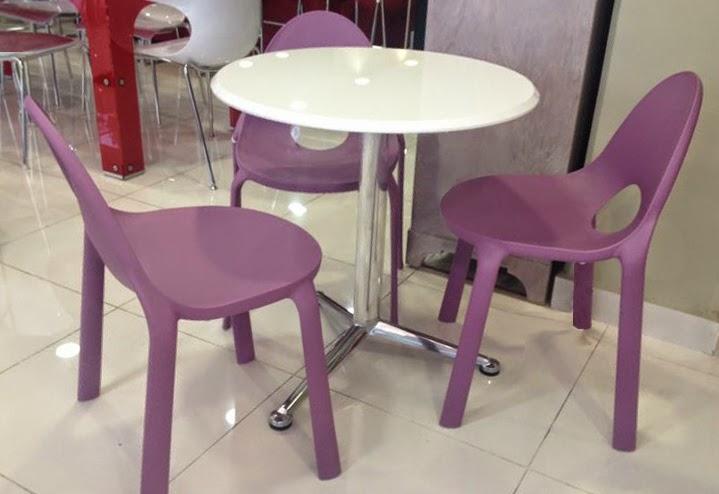 Venta de sillas apilables y mesas en m xico df dise o y for Comedores modernos mexico df