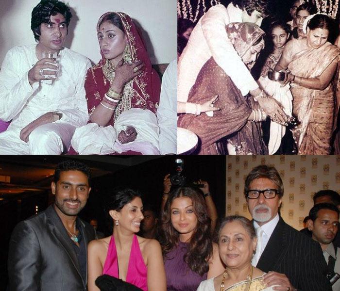 amitabh bachchan weddingAmitabh Bachchan Marriage Photos