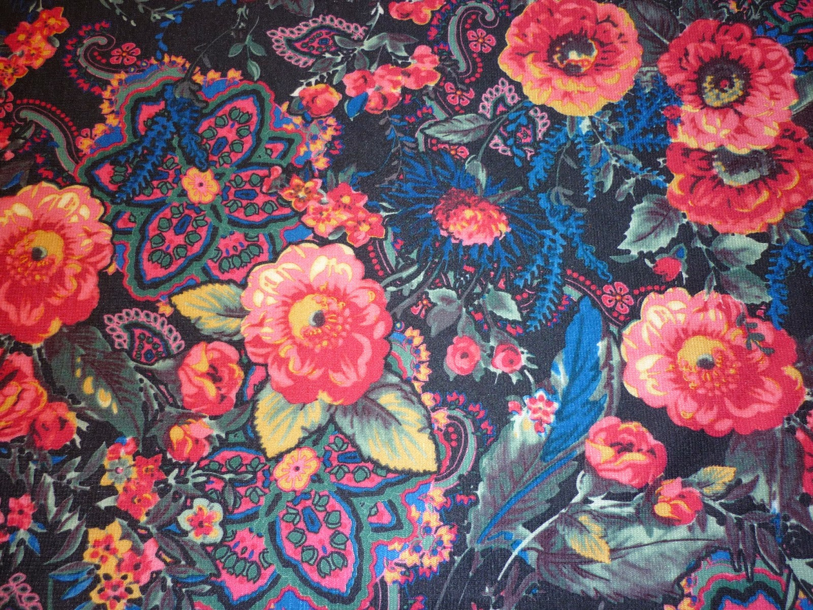tela flores leggins flores cose conmigo sew along maider masustak eguzkitan modistilla de pacotilla