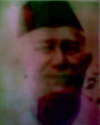 Abuya Abdulhalim Kadu Peusing