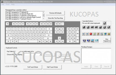 Cara Mengatasi Tombol (Tuts) Keyboard Laptop Dan Netbook Yang Eror Dan Rusak Atau Tidak Berfungsi