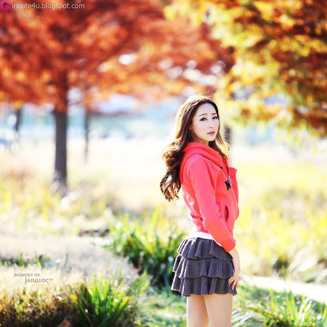 1 Winter with Eun Bin-Very cute asian girl - girlcute4u.blogspot.com